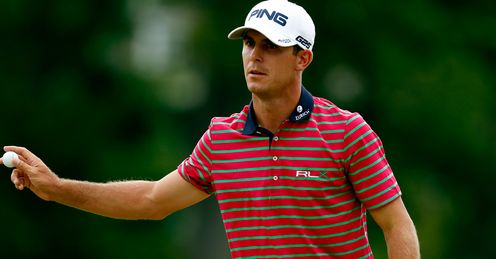Horschel: riding high in the FedEx standings