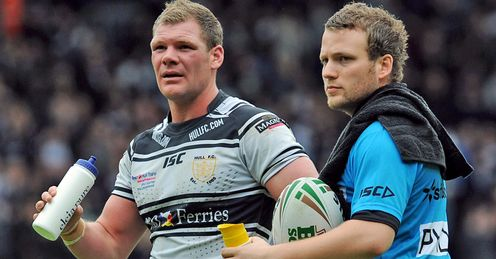 Danny Tickle - Hull FC Super League