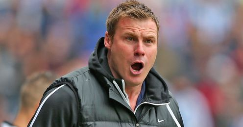 Barnsley boss David Flitcroft has a hard job on his hands, says Beags