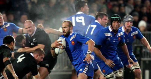 Frederic Michalak New Zealand v France