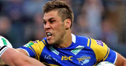 Joel Moon - Leeds Rhinos Super League