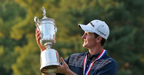 Rose in bloom as Mickelson wilts