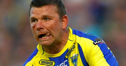 Lee Briers of Warrington 3