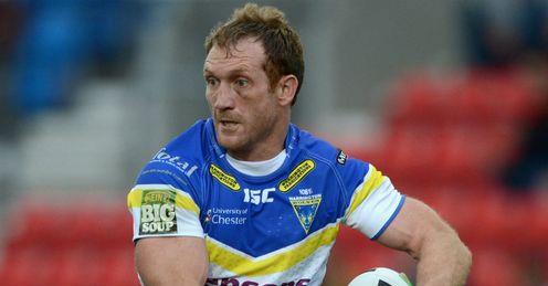 Michael Monaghan Warrington Wolves