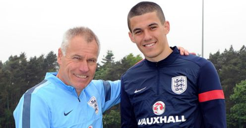 Peter Taylor and Conor Coady