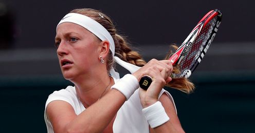 Petra Kvitova: can she hold her nerve to win a second Wimbledon title?