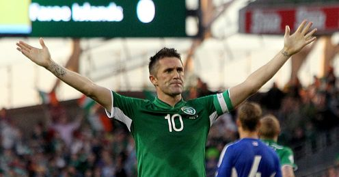 Keane: Phillips caught up with Ireland's talisman