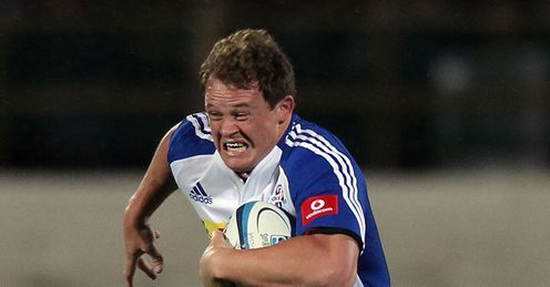 Stormers flanker Deon Fourie