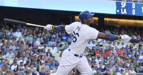 Puig: the Cuban has taken the MLB by storm, says Alex