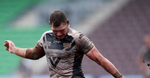 LEAGUE Danny Tickle Hull FC Widnes Vikings