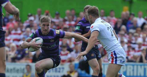 Sam Tomkin: A crucial ingredient in Wigan's fortunes