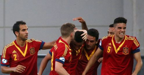 Celebrate: Spain Under-21s will reign again, says Smith