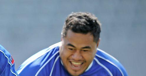 Ti'i Paulo Samoa rugby union