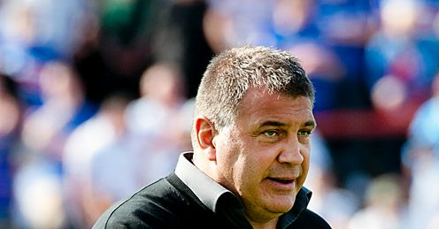 Wigan Warriors Shaun Wane Rugby League