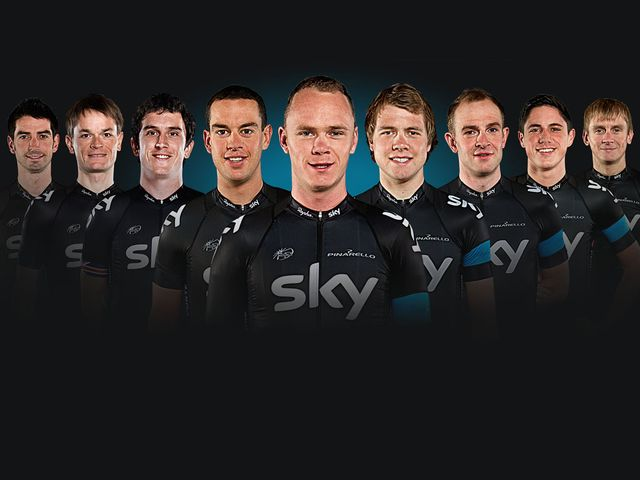 The full 2013 Tour de France squad