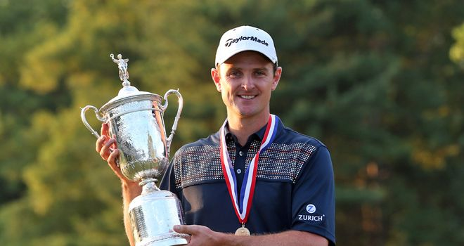 Justin Rose: England's first major champion since Nick Faldo