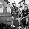 Scott focused his lens on Vasil Kiryienka for his sixth Tour gallery