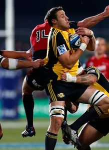 jeremy thrush hurricanes crusaders