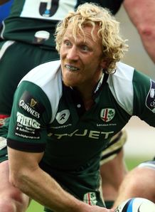 peter richards london irish