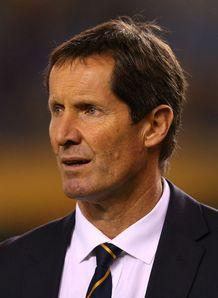 Australia head coach Robbie Deans