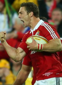 British and Irish Lions 3rd Test George North