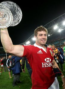 British and Irish Lions 3rd Test Leigh Halfpenny