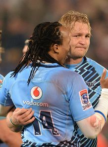 Dewald Potgieter bulls post match