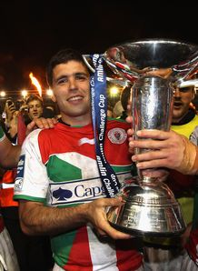 SKY_MOBILE Dimitri Yachvili Biarritz Amlin Challenge Cup win 2012