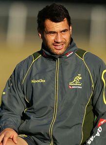 George Smith Australia practice 2013