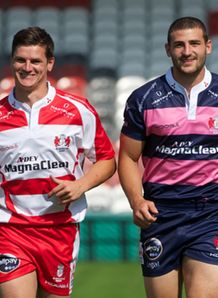 Gloucester new Kit 2013 2014