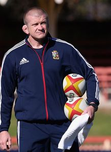 Graham Rowntree Training July 5