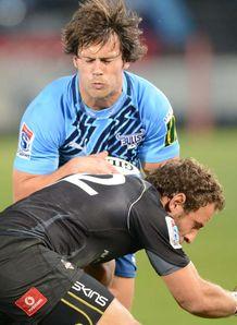 Jan Serfontein Bulls v Sharks 2013