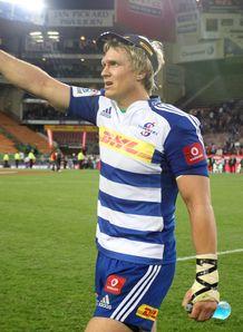 Jean de Villiers Stormers skipper 2013