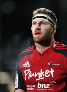 Kieran Read Crusaders captain 2013