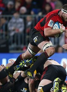 Kieran Read Try Super 15