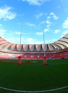 Nelson Mandela Bay Stadium for rugby