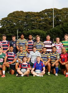 New South Wales NSW Barbarians