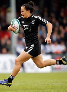 Portia Woodman for New Zealand Women s team