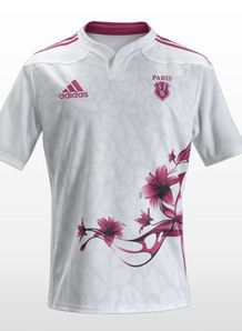 Planet Rugby | Rugby Union News | Stade Français unveil new jersey