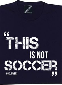 This is not soccer T shirt