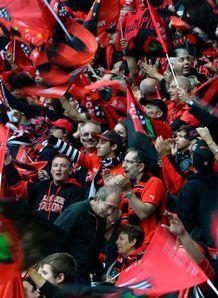 Toulon fans