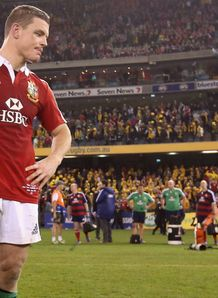 BRITISH AND IRISH LIONS BRIAN O'DRISCOLL
