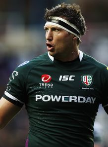 DECLAN DANAHER OF LONDON IRISH