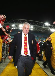 SKY_MOBILE Gatland Warren British and Irish Lions