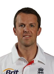 Picture of Graeme Swann