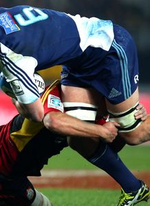 KANE BARRETT Blues SUPER RUGBY