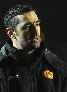 Super League: Laurent Frayssinous proud with Catalan Dragons' display