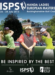 Play in the Ladies European Masters Pro-Am event