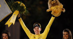 Chris Froome captured the biggest result of his career in 2013, winning the Tour de France on a magical night in Paris