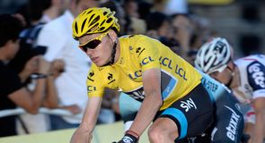 Froome: A night to remember